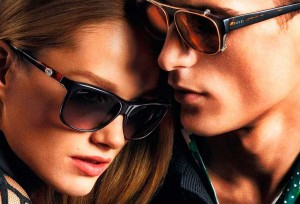 Gafas de sol según facciones