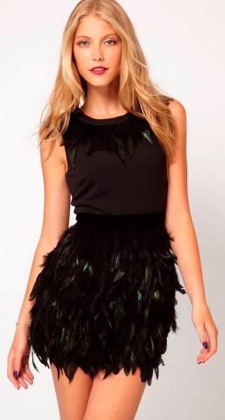 vestido--falda-plumas-asos