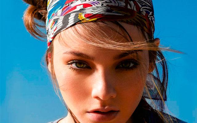 Ideas de peinado con bandana o pañuelo