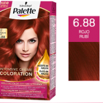 Tinte Palette Intense Schwarzkopf 6-88
